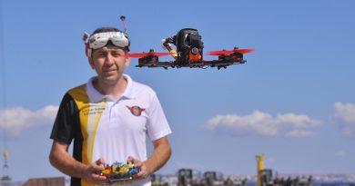 Drone Yarışlarına İlgi Duyuyorsan Sen De DroneTR 'de Yazar Olabilirsin