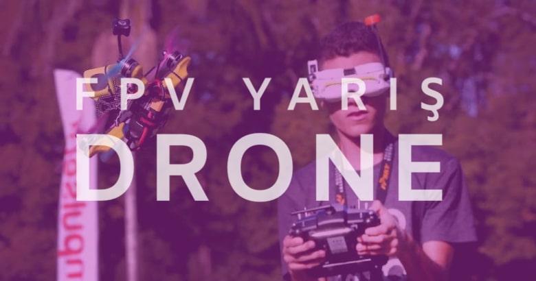 FPV – Yarış Drone 'ları | DroneTR'de