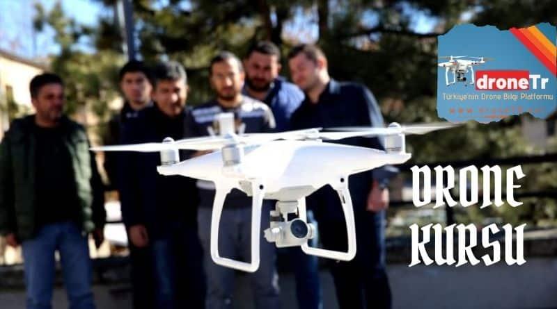 Drone Ehliyeti Eğitimi iha0 iha1 Drone Lisansı