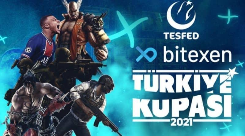 Bitexen TESFED Türkiye Kupası 12 Temmuz'da - 8 Ağustos 2021