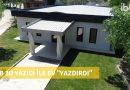 İBB Türkiye'de Bir İlk Olarak 3D Yazıcı İle Ev İnşa Etti