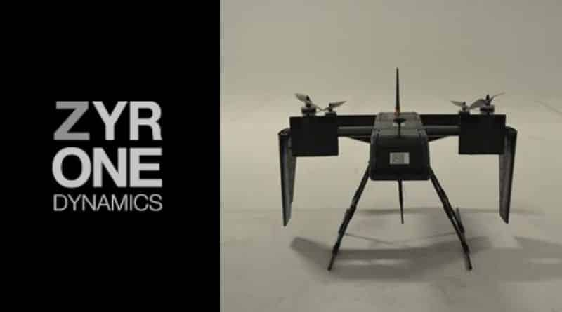 Hintli Şirket Türk Drone Üreticisi Zyrone Dynamics'in Yüzde 30 Hissesini Satın Aldı